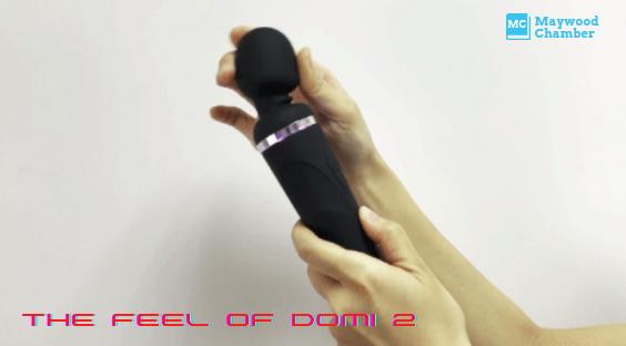 Mini Wand Vibrator for Solo Play