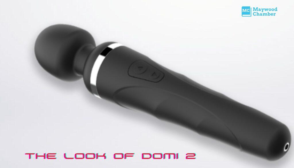 min wand vibrator for LDR